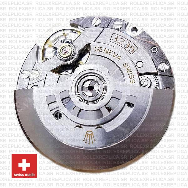 Rolex 3235 Swiss Cloned Movement