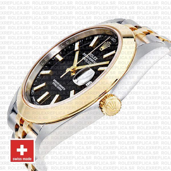 Rolex Datejust 41 Jubilee Bracelet Two-Tone 18k Yellow Gold 41mm