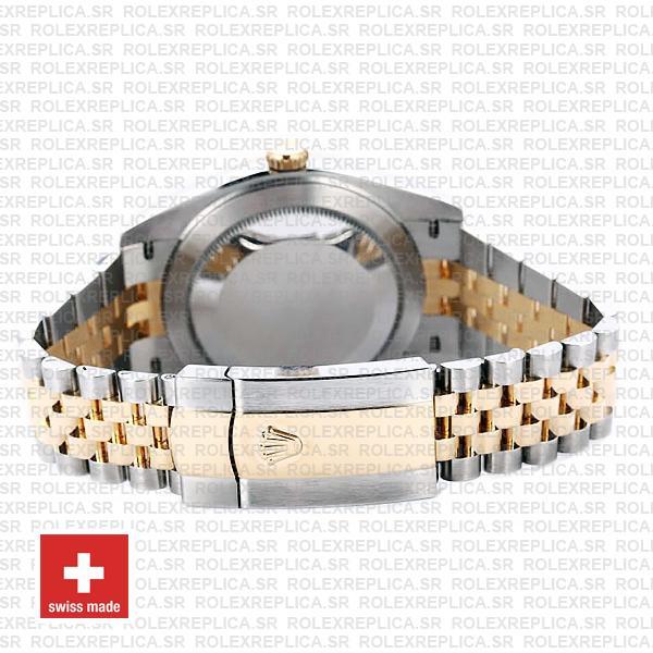 Rolex Datejust 41 Jubilee 2 Tone 18k Yellow Gold Swiss Replica