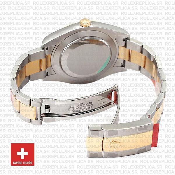 Rolex Datejust Ii 2 Tone 41mm 116333 Swiss Replica