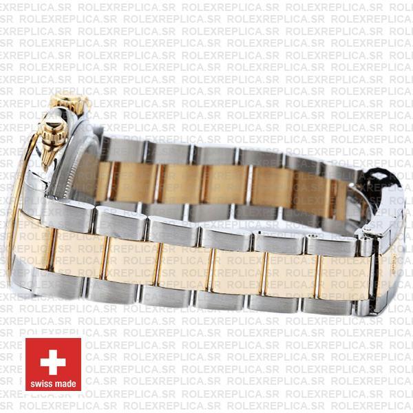 Rolex Daytona 2 Tone 40mm 116523 Swiss Replica