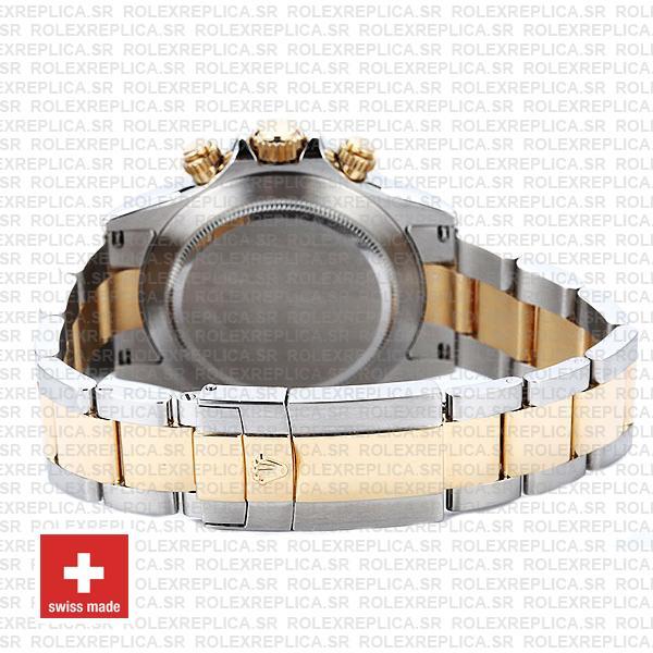 Rolex Daytona 2 Tone Swiss Replica 40mm 116523