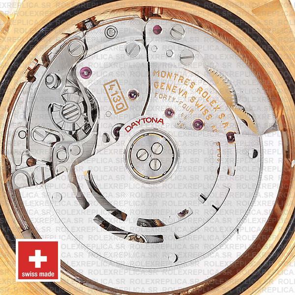 Rolex Daytona 4130 Swiss Cloned Movement