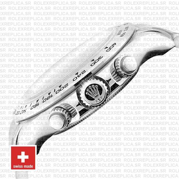 Rolex Daytona Ss 40mm Swiss Replica