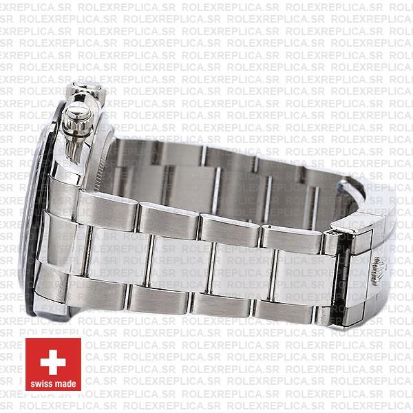 Rolex Daytona Steel Ceramic Bezel 116500 40mm Swiss Made Replica