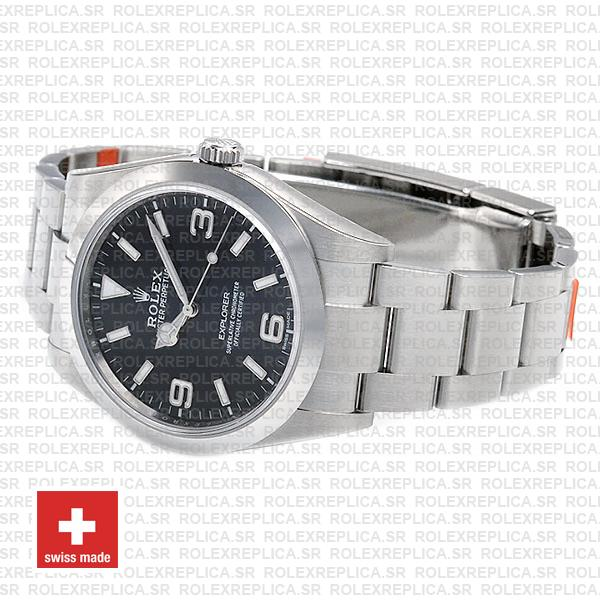 Rolex Explorer I 214270 39mm Swiss Replica