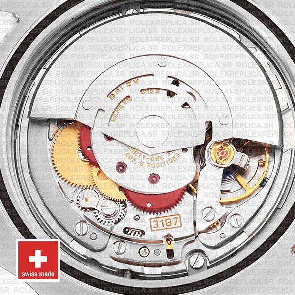 Rolex Swiss Clone 3187