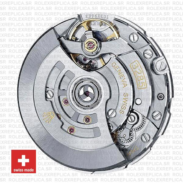 Rolex 3285 Swiss Cloned Movement 1.