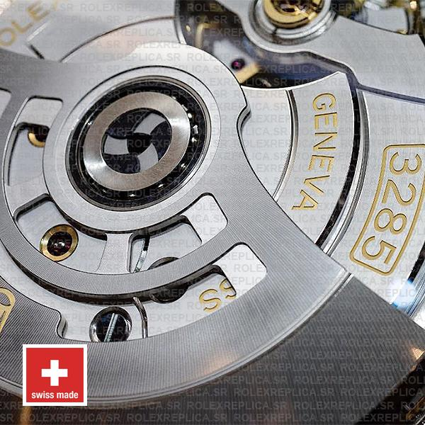Rolex 3285 Swiss Cloned Movement