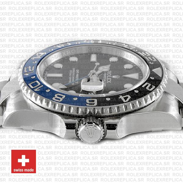 Rolex GMT-Master II Blue Black Ceramic