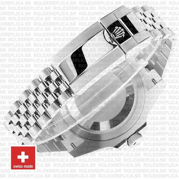 Rolex Gmt-Master II Steel Jubilee Bracelet Watch