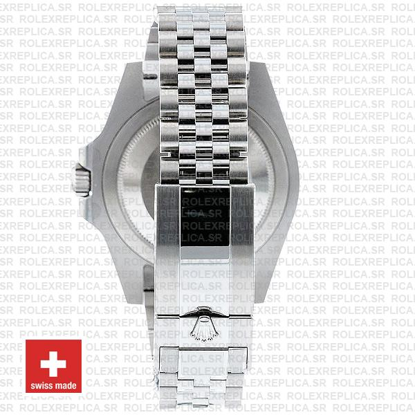 Rolex GMT-Master II Jubilee Bracelet 40mm Pepsi Bezel