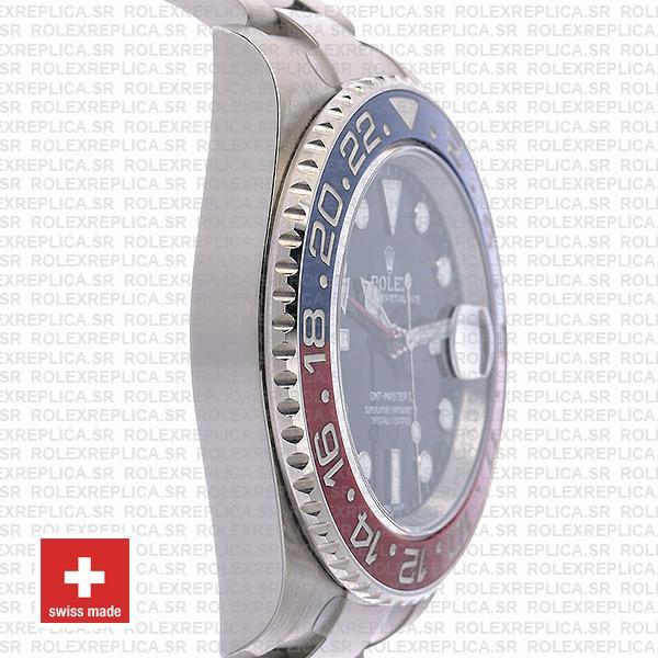 Rolex GMT-Master II Pepsi 18k White Gold 40mm