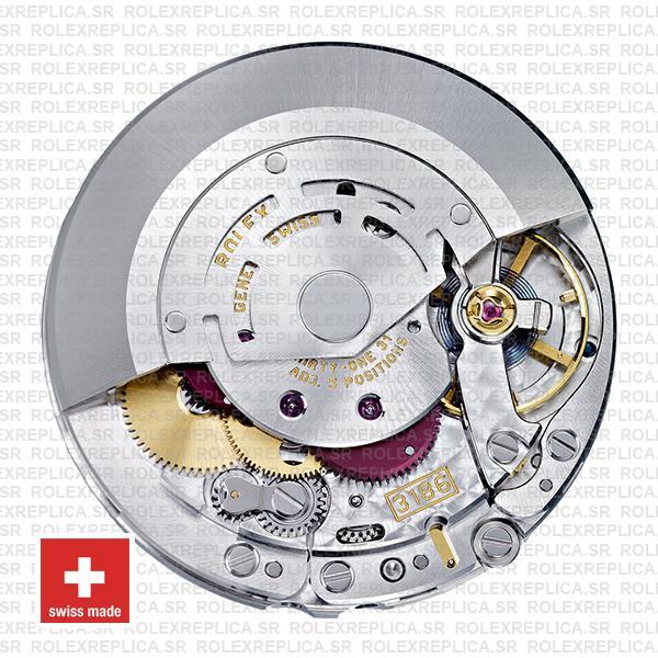 Swiss Clone Rolex 3186