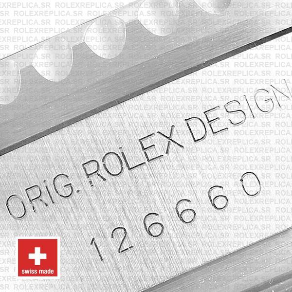 Rolex Deepsea 44mm 126660 Swiss Replica Watch