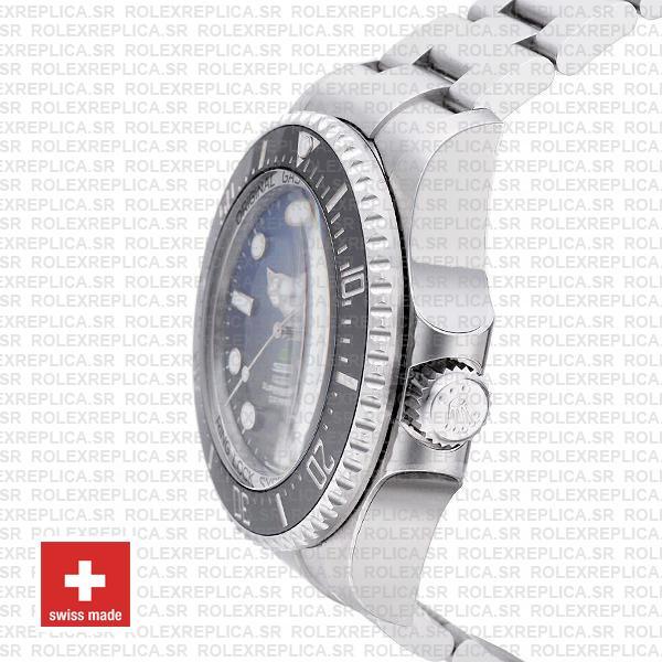 Rolex Deepsea D-Blue Sea-Dweller 126660 Replica Watch