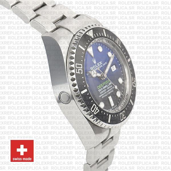 Rolex Deepsea D-Blue Sea-Dweller 126660 44mm