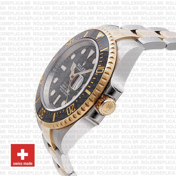 Rolex Sea-Dweller 904L Steel | Two-Tone Gold Replica