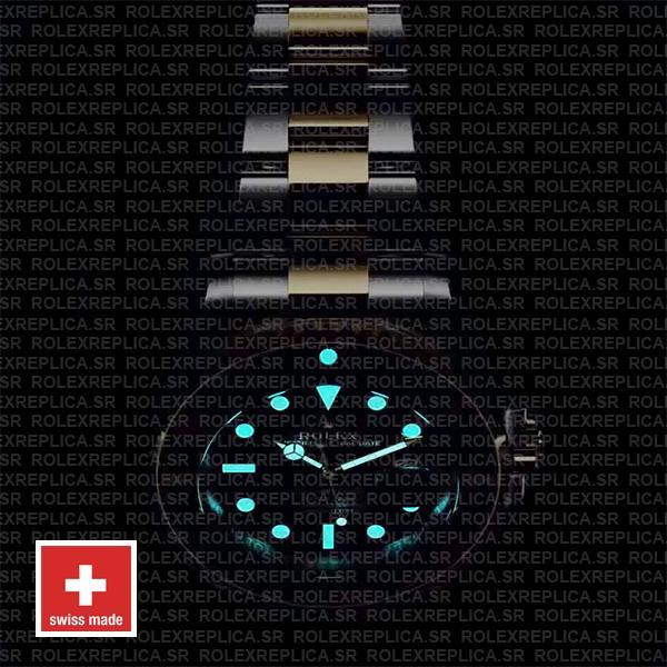 Rolex Sea-Dweller 904L Steel | Two-Tone Gold