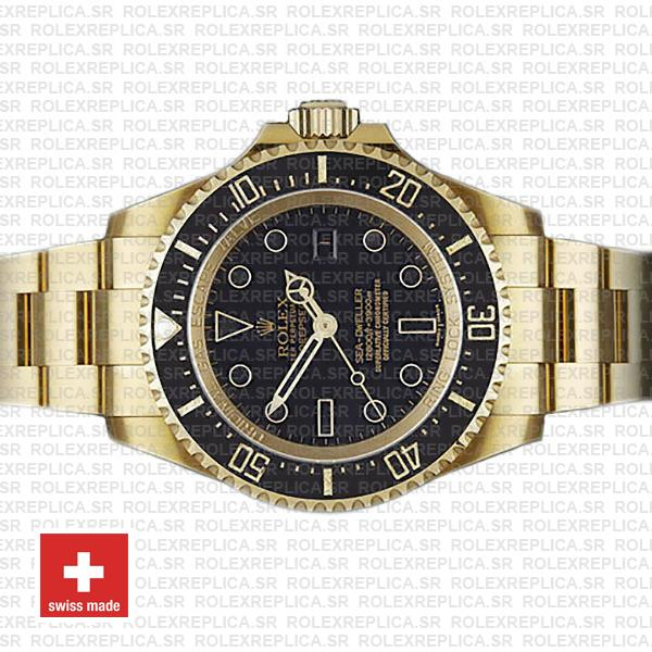 Swiss Replica Deepsea Gold