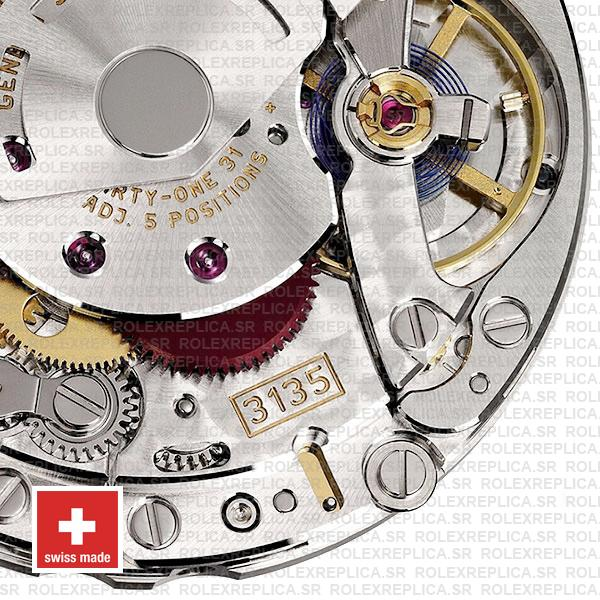 Replica Rolex 3135 Clone Swiss Movement