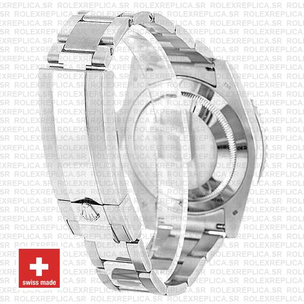 Rolex Submariner White Gold Blue Dial 40mm Oyster Bracelet