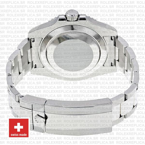 Rolex Submariner White Gold Blue Dial 40mm Swiss Watch