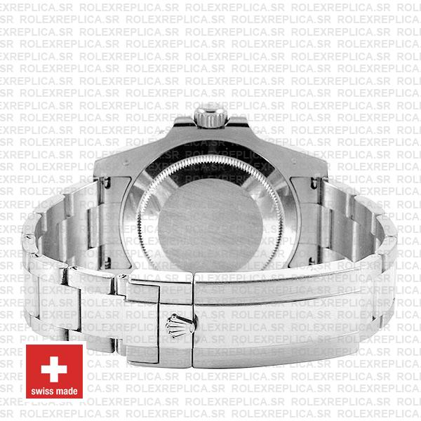 Rolex Submariner White Gold Blue Dial 40mm