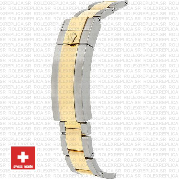 Rolex Submariner 2 Tone 18k Yellow Gold Stainless Steel Watch