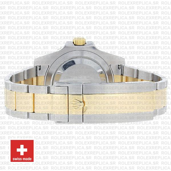 Rolex Submariner 2 Tone 18k Yellow Gold Oyster Bracelet