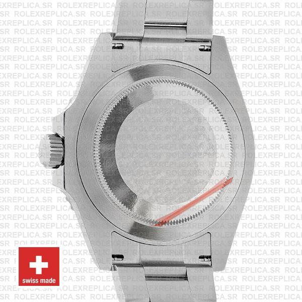 Rolex Submariner 904L Stainless Steel No Date with Ceramic Bezel 124060 Watch