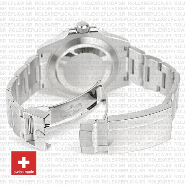 Rolex Submariner 41mm 904l Steel 126610 Swiss Replica