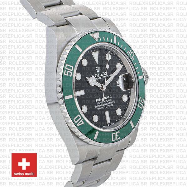 Rolex Submariner 904L Stainless Steel Green
