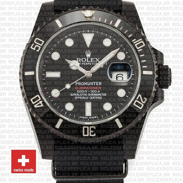 Pro-Hunter Rolex Submariner NATO Strap