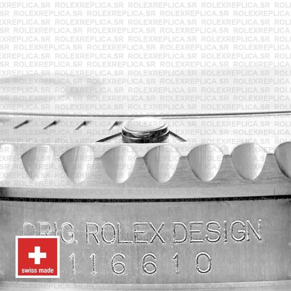 Rolex Submariner Black Dial Ceramic Bezel 40mm Rolex Watch