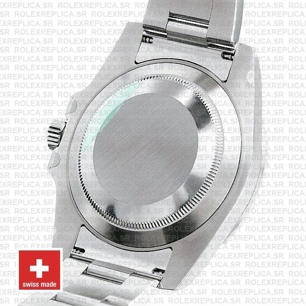 Rolex Submariner 904L Steel Green Dial Ceramic Bezel 40mm Swiss Replica  Watch