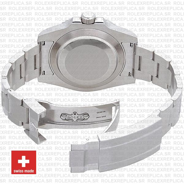 Rolex Oyster Perpetual Date Submariner Black Dial 40mm Ceramic Bezel