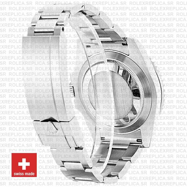 Rolex Oyster Perpetual Date Submariner Black Dial 40mm Ceramic Bezel 904L Steel