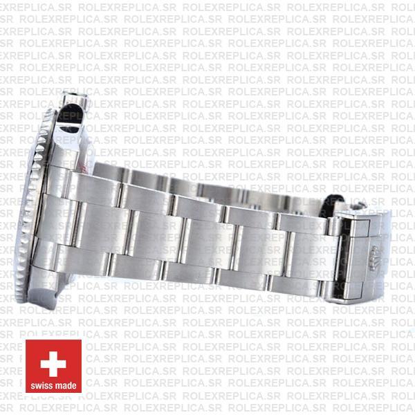 Rolex Submariner Black Dial Ceramic Bezel Swiss Replica