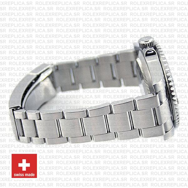 Rolex Submariner Black Dial Ceramic Bezel Swiss Replica Watch