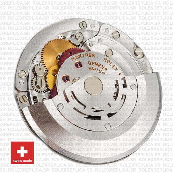 Rolex Swiss Clone Movement