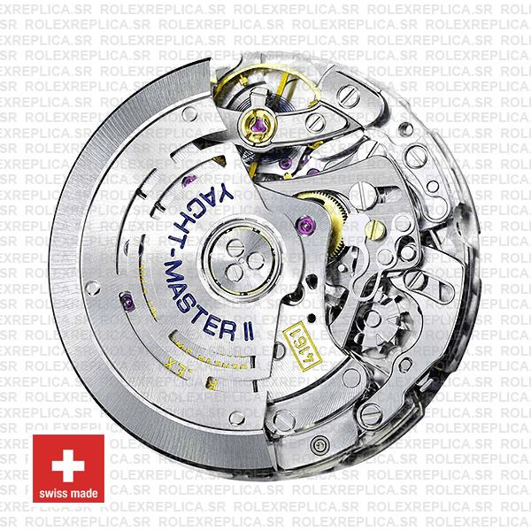 Rolex 4161 Swiss Cloned Movement Eta Valjoux 7750 Base